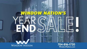 Window Nation Year End Sale TV Spot, 'But Two, Get Two Free'