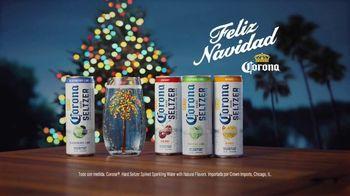 Corona Hard Seltzer TV Spot, 'Feliz Navidad' [Spanish] - Thumbnail 7