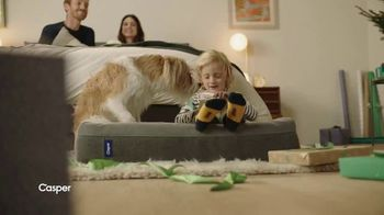 Casper Black Friday Sale TV Spot, 'A Little Comfort This Holiday Season: 30%'