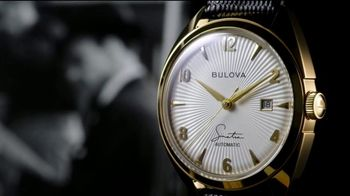 Bulova Frank Sinatra Collection TV Spot, 'Fly Me to the Moon' Song by Frank Sinatra
