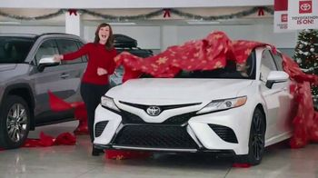 Toyota Toyotathon TV Spot, \'That\'s a Wrap\' [T1]