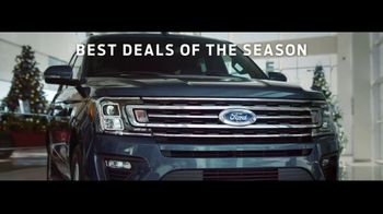 Ford Built for the Holidays Sales Event TV Spot, 'Make Some Joy' [T2] - Thumbnail 3