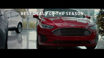 Ford Built for the Holidays Sales Event TV Spot, 'Make Some Joy' [T2] - Thumbnail 4