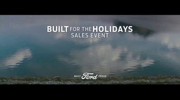 Ford Built for the Holidays Sales Event TV Spot, 'Make Some Joy' [T2] - Thumbnail 6