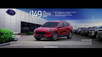 Ford Built for the Holidays Sales Event TV Spot, 'Make Some Joy' [T2] - Thumbnail 7