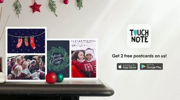 TouchNote TV Spot, 'Holidays: People Who Matter Most' - Thumbnail 10