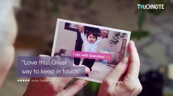 TouchNote TV Spot, 'Holidays: People Who Matter Most' - Thumbnail 6