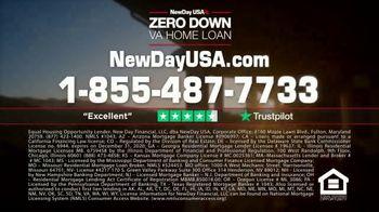 NewDay USA VA Home Loan TV Spot, 'Fellow Veterans' - Thumbnail 8