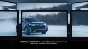 Happy Honda Days Sales Event TV Spot, 'Serious: CR-V and HR-V' [T2]