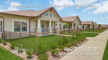Civitas Senior Living Arabella of Red Oak TV Spot, 'Friendship' - Thumbnail 6
