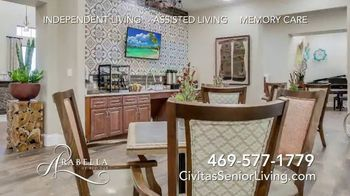 Civitas Senior Living Arabella of Red Oak TV Spot, 'Friendship' - Thumbnail 8