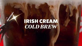 Starbucks Irish Cream Cold Brew TV Spot, 'A New Way to Holiday'