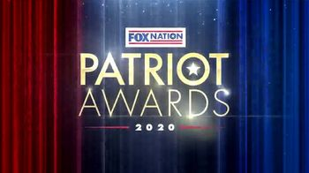 FOX Nation TV Spot, '2020 Patriot Awards' - Thumbnail 2