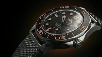 OMEGA Seamaster 300M 007 Edition TV Spot, 'No Time to Die'