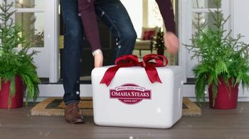 Omaha Steaks TV Spot, 'Holiday to You'