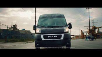 Ram Commercial Van Season TV Spot, 'Unstoppable: Vans' [T2]
