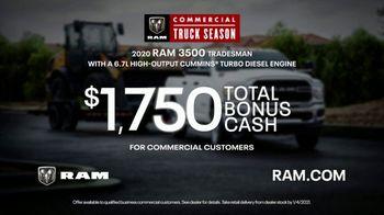 Ram Commercial Truck Season TV Spot, 'Unstoppable: Trucks' [T2] - Thumbnail 8