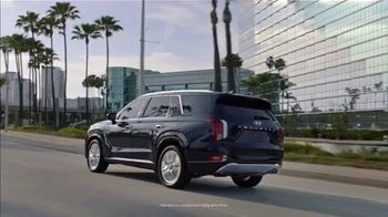 2020 Hyundai Palisade TV Spot, 'Tide Pools' Song by Bibio [T1]