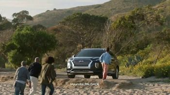 2020 Hyundai Palisade TV Spot, 'Tide Pools' Song by Bibio [T1] - Thumbnail 10