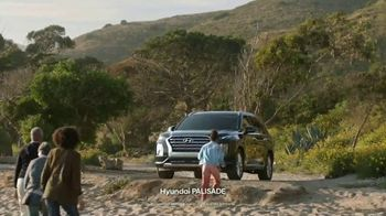 2020 Hyundai Palisade TV Spot, 'Tide Pools' Song by Bibio [T1] - Thumbnail 9