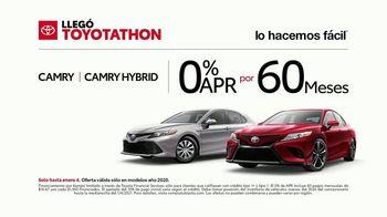 Toyota Toyotathon TV Spot, 'Window' [Spanish] [T2] - Thumbnail 6