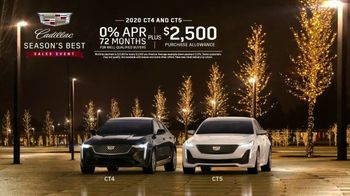 Cadillac Season's Best Sales Event TV Spot, 'Shine Your Brightest' Song by DJ Shadow, Run the Jewels [T2] - Thumbnail 7