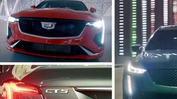 Cadillac Season's Best Sales Event TV Spot, 'Shine Your Brightest' Song by DJ Shadow, Run the Jewels [T2] - Thumbnail 6