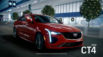 Cadillac Season's Best Sales Event TV Spot, 'Shine Your Brightest' Song by DJ Shadow, Run the Jewels [T2]