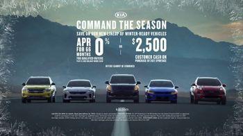 Kia Command the Season TV Spot, 'Command Winter' [T2] - Thumbnail 5