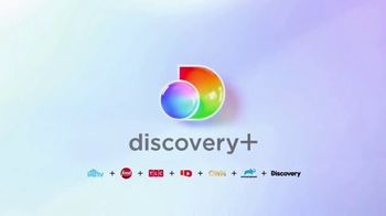 Discovery+ TV Spot, 'Stream What You Love' - Thumbnail 10