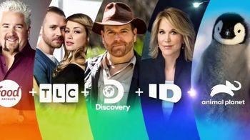 Discovery+ TV Spot, \'Stream What You Love\'