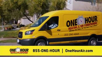One Hour Heating & Air Conditioning TV Spot, 'Keep Your Furnace Running Right' - Thumbnail 1