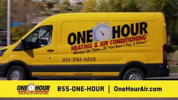 One Hour Heating & Air Conditioning TV Spot, 'Keep Your Furnace Running Right' - Thumbnail 2
