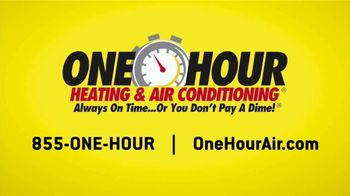 One Hour Heating & Air Conditioning TV Spot, 'Keep Your Furnace Running Right' - Thumbnail 5