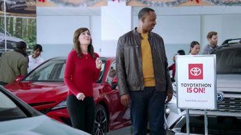 Toyota Toyotathon TV Spot, 'Workshop' [T2]