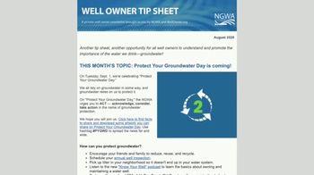 Wellowner.org TV Spot, 'Keep Your Water Safe' - Thumbnail 4