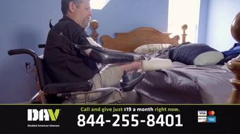Disabled American Veterans TV Spot, 'Take Care of One Another' Featuring Ed Harris - Thumbnail 5