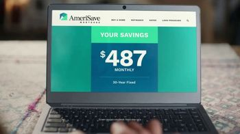 AmeriSave Mortgage TV Spot, 'Carl The Hand Model' - Thumbnail 7
