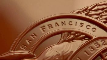 Ghirardelli TV Spot, 'With Love, From San Francisco: White Chocolate Caramel Squares' - Thumbnail 9