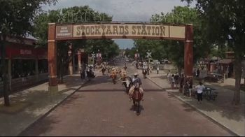 Fort Worth Stockyards TV Spot, 'Old West. New Attitude.' - Thumbnail 1