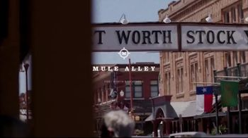 Fort Worth Stockyards TV Spot, 'Old West. New Attitude.' - Thumbnail 9