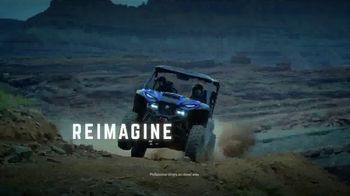 Yamaha Motor Corp Wolverine RMAX 1000 TV Spot, 'Reimagine Everything'