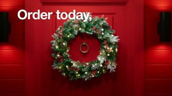 Target TV Spot, 'Holidays: Order Today and Get It Today' Song by Mary J. Blige - Thumbnail 3