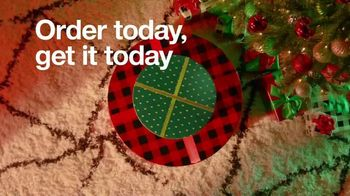 Target TV Spot, 'Holidays: Order Today and Get It Today' Song by Mary J. Blige - Thumbnail 9