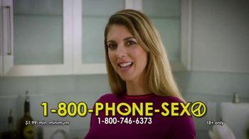 1-800-PHONE-SEXY TV Spot, 'A Little Snack' - Thumbnail 4