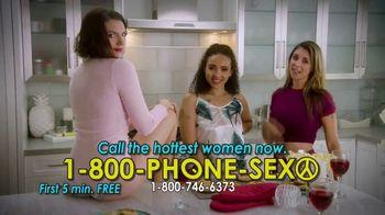 1-800-PHONE-SEXY TV Spot, 'A Little Snack' - Thumbnail 9