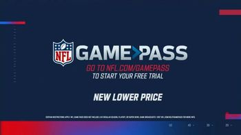 NFL Game Pass TV Spot, 'Full Replays: Free Trial' - Thumbnail 8