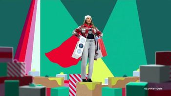 Old Navy TV Spot, 'Safest Way to Gift: This Way Onward' Featuring RuPaul - 1237 commercial airings