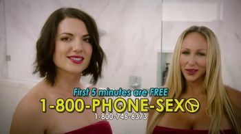 1-800-PHONE-SEXY TV Spot, 'Steam Things Up' - Thumbnail 9