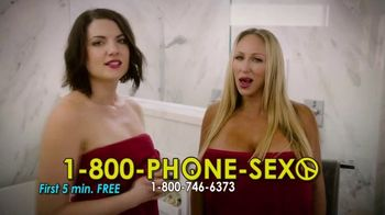 1-800-PHONE-SEXY TV Spot, 'Steam Things Up' - Thumbnail 4